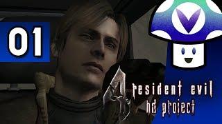 [Vinesauce] Vinny - Resident Evil 4: HD Project (part 1) + Art!
