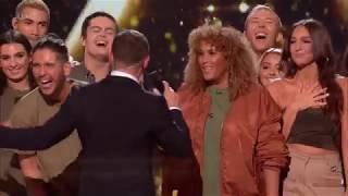 LMA Choir Live Shows Full Clip S15E15 The X Factor UK 2018