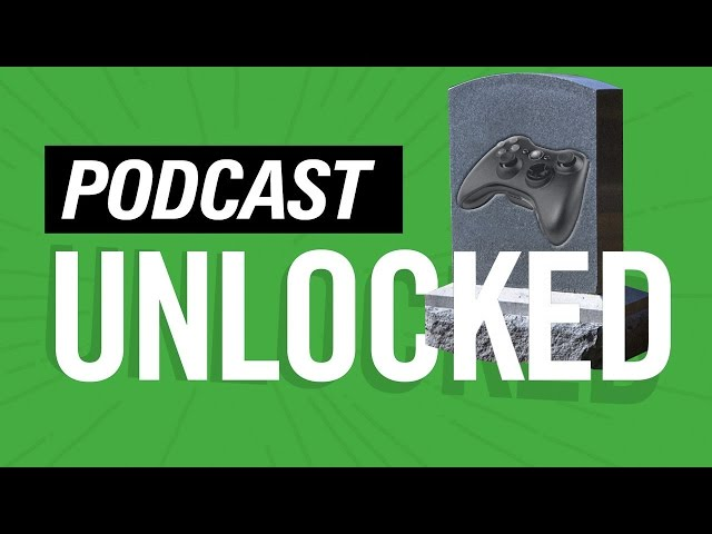 Is the Xbox 360 Dead? - Podcast Unlocked