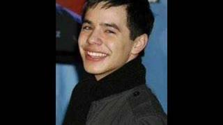 Watch David Archuleta The Most Beautiful Part About This Is video