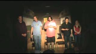 StandUp Academy Improv Troupe - Courtroom