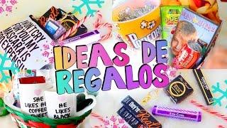 IDEAS DE REGALOS PARA NAVIDAD ❁ Novio, Amigas, Familia y mas!