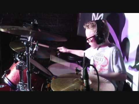 BLINK-182   First Date  JAXON SMITH   DRUM CAM