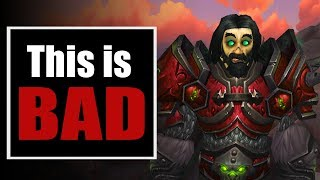 Class Design: The Worst Thing About BFA