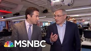 MSNBC: Exiled Putin Rival Ties Kushner Meeting To Kremlin Bankers | The Beat With Ari Melber | MSNBC
