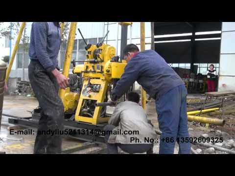 hydraulic drilling rig video 12 for upload