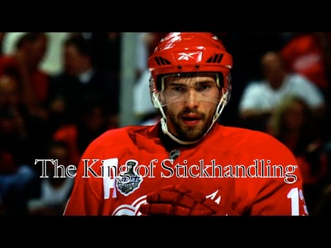 Pavel Datsyuk Па́вел Дацю́к - The King of Stickhandling 2