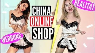 "WERBUNG vs. REALITÄT: ""China Online Shop"" 