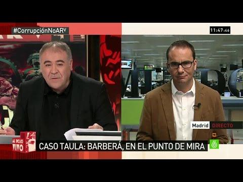 """David Jiménez: """"Es imposible que en Madrid no tuvieran sospechas de la corrupción en Valencia"""""""