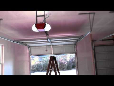 Sears Craftsman Garage Door Opener Belt Driven Review