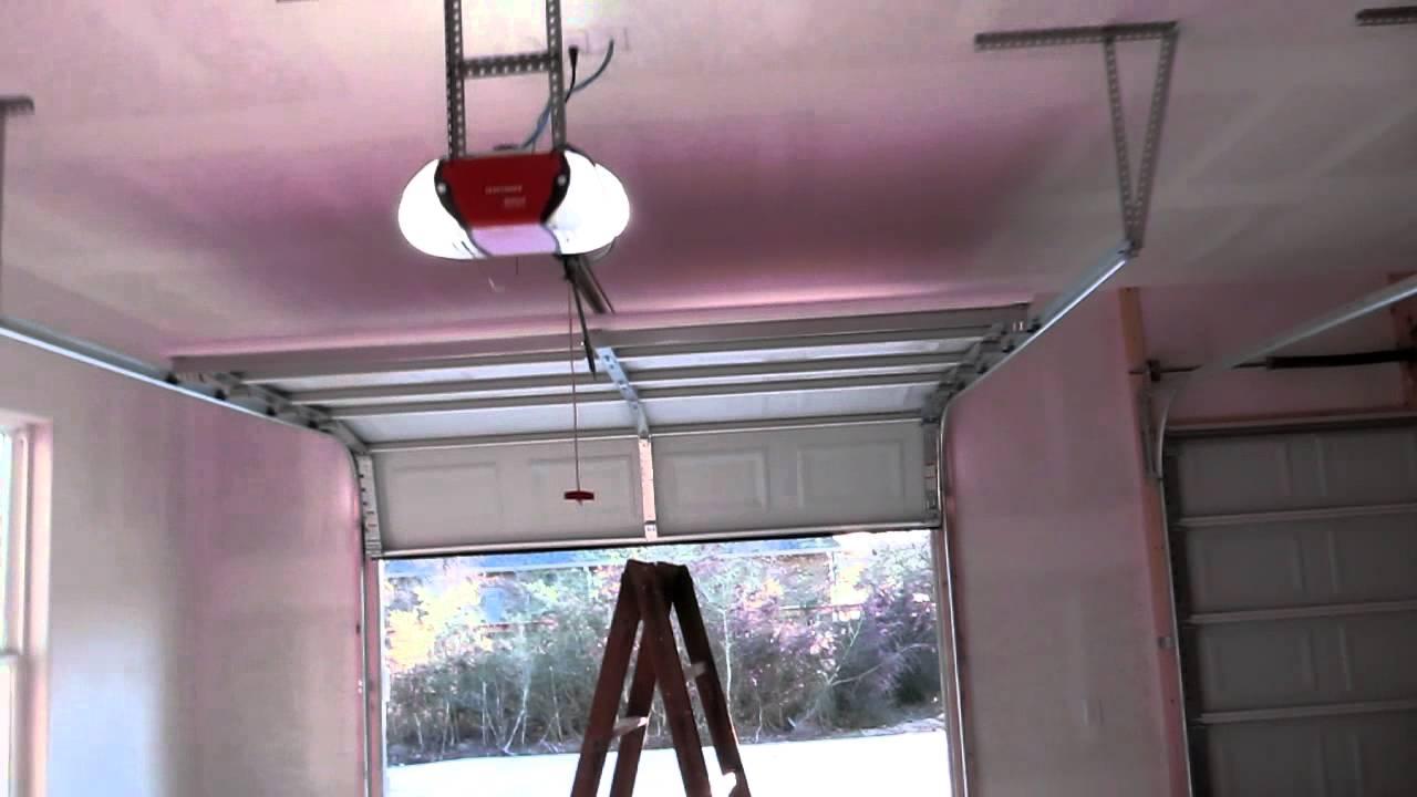 Image Result For Belt Driven Garage Door Opener