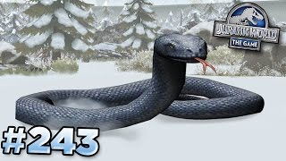 TITANOBOA For Christmas?! || Jurassic World - The Game - Ep243 HD