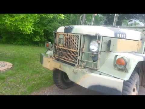 1969 M35A2 (Deuce and a half)