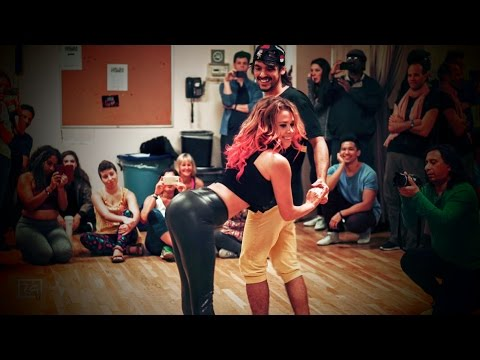 Rihanna - Needed Me - Kamacho & Deborah Zagha - Sensual Body Moves Workshop - NYC Zouk Festival 2016