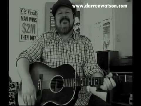 Darren Watson - Sweet Home Chicago