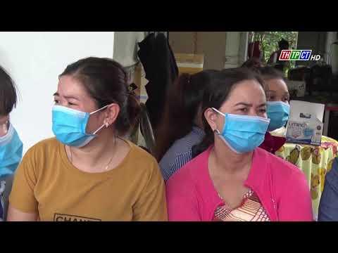 Tổ tương trợ, quản lý chị em phụ nữ bán vé số