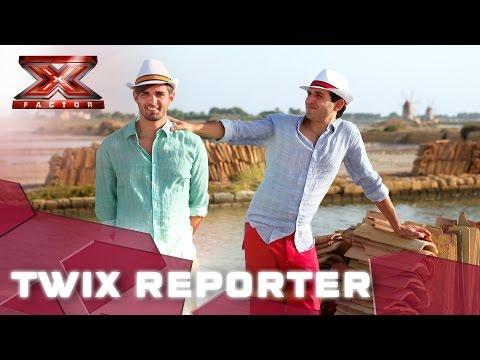 Twix Reporter: le Home Visit di Mika
