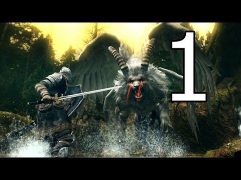 Dark Souls: Prepare to Die Edition - Walkthrough - Part 1: Getting to the New Content [HD] (PC)