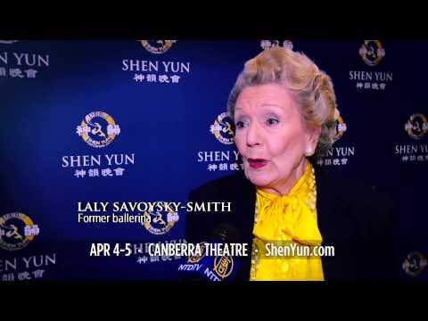 Shen Yun 2014 in Canberra, Australia