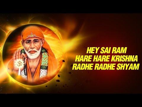 Hey Sai Ram Hare Hare Krishna Radhe Radhe Shyam Sai Bhajan By Suresh Wadkar (with Sai Saar ) video