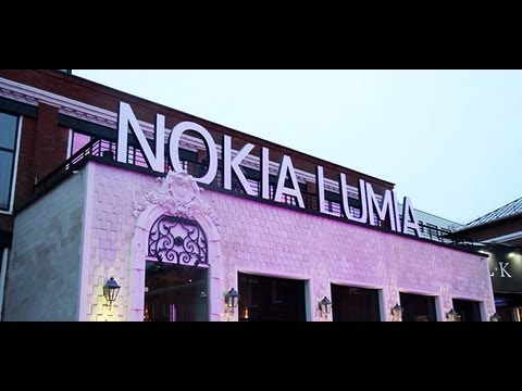 Презентация Nokia Lumia 920 и Nokia Lumia 820