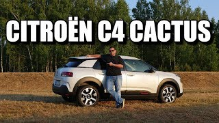 2018 Citroen C4 Cactus (ENG)  - Test Drive and Review