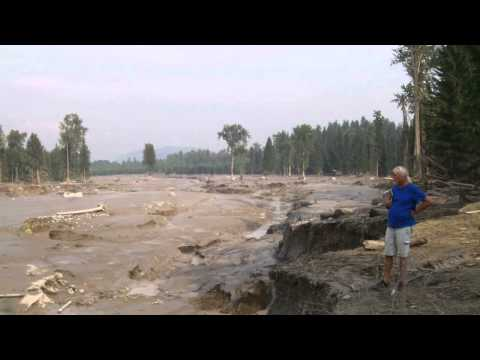 2010 Pebble ad: 'Mining & Fisheries … Coexist' on Fraser River