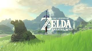 Field (Day) Theme - The Legend of Zelda Breath Of The Wild Extended 10 Hours