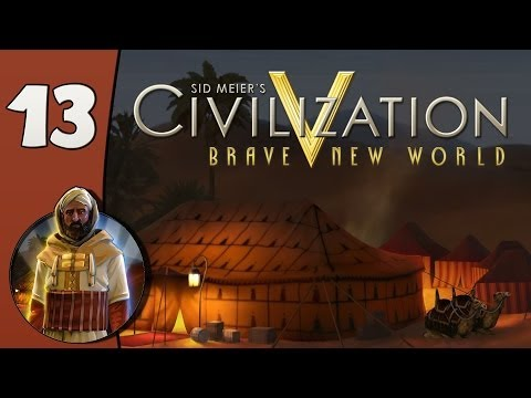 Civilization V Daily #1: Morocco - Part 13