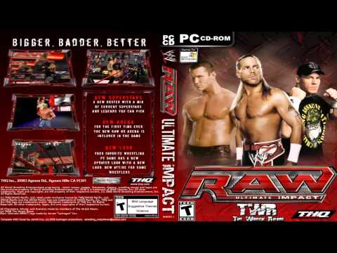Descargar WWE RAW Ultimate Completo Full Para PC 1 Link