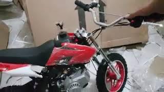 🏍 Bán xe moto mini 50cc giá siêu rẻ-Đồ chơi trẻ em Tân An