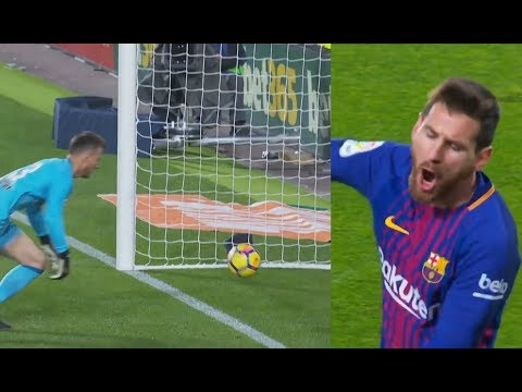 Lionel Messi ? 10 Wrongly Disallowed Goals  ? Shocking Mistakes | HD