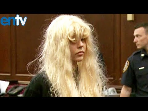 Amanda Bynes Arrested For Bong Throwing