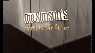The Simsons - Mirror ( a Sims 4 Short Clip )