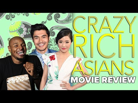 'Crazy Rich Asians' Review - It's a Good Time
