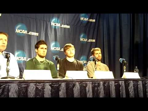 North Dakota Post-Game News Conference (1 of 2).MOV