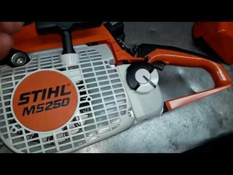 Anek-Boxing/Stihl MS 250/ Megint egy gép ukránból.. thumbnail