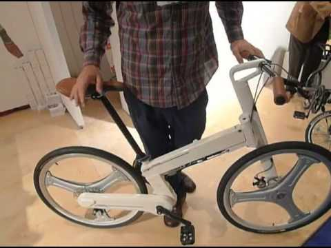 IF Mode Folding Bike Sneak Preview