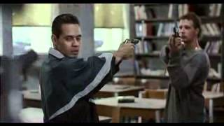 The Substitute (1996) - Library Fight