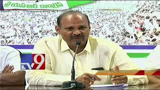 Chandrababu is a most corrupt CM in India : YCP Parthasarathy