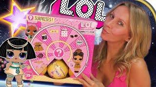 LOL SURPRISE CONFETTI POP 🤷 Display 👭 L.O.L. FIGUREN auspacken | Teil 2 deutsch