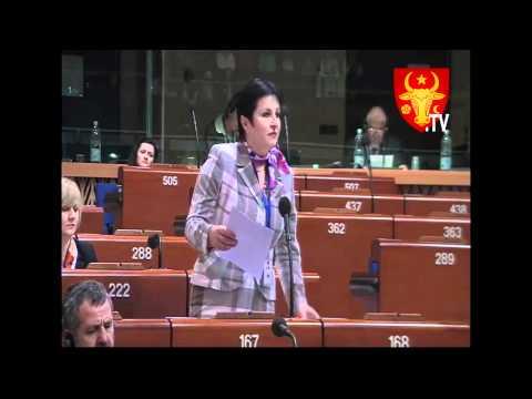 APCE, A.Guţu – Despre numirea lui Rogozin