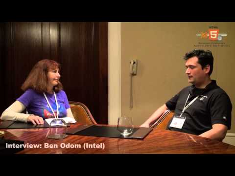 HTML5DevConf April 2013: Interview with Ben Odom [Intel]