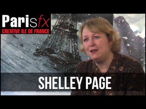 Shelley Page - Dreamworks - Paris FX 2010
