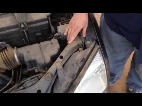 How To Change The Headlight In A Ford Focus The Easy Way