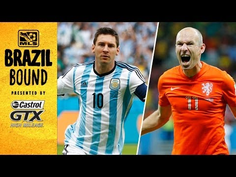 Robben or Messi: Netherlands vs Argentina Preview | Brazil Bound