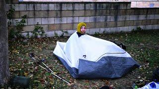 Sono diventato una tenda
