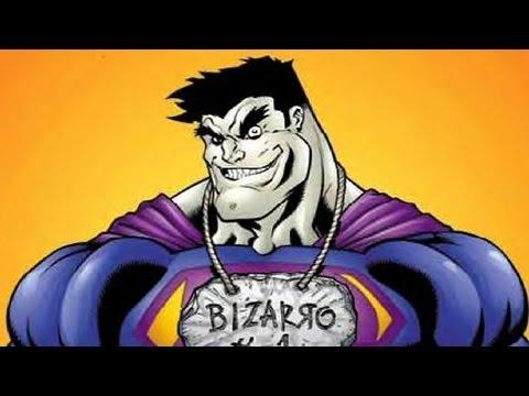Supervillain Origins: Bizarro