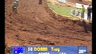 Motocross of Nations 1999 - Best Moments