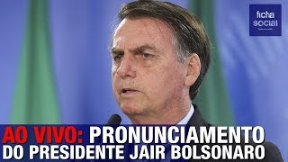 AO VIVO: PRESIDENTE BOLSONARO FAZ PRONUNCIAMENTO IMPACTANTE EM FLORIANÓPOLIS E É..